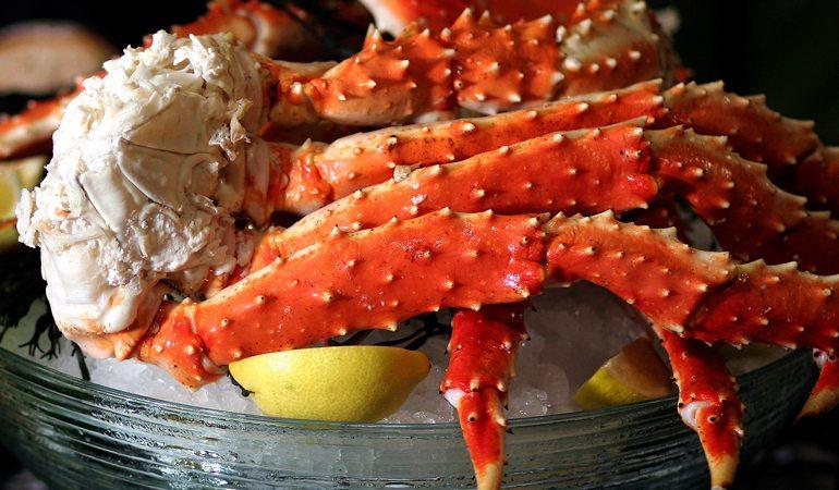 crab dish