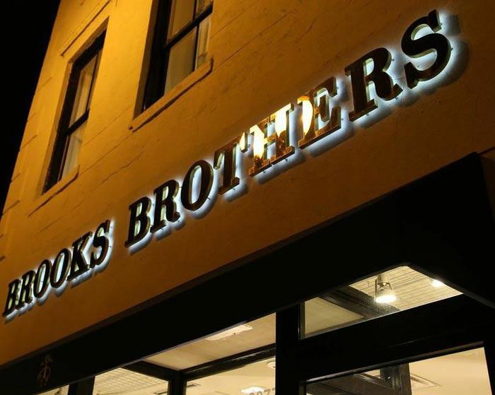 brooks brother